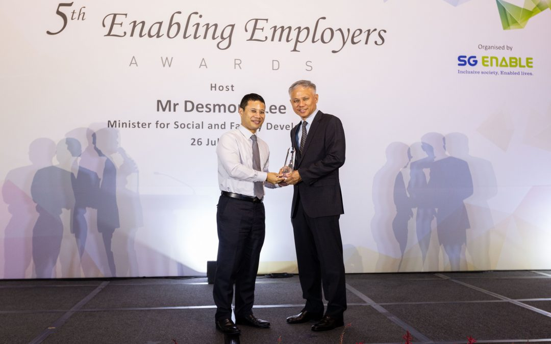 SSP : Making a Difference at the EEA 2019 Awards